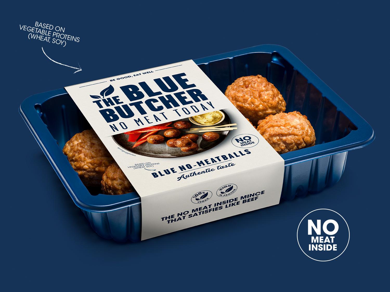 Blue No Meatballs