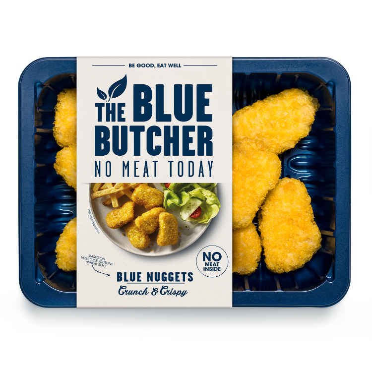 Blue Nuggets