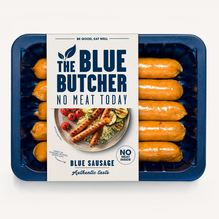 Blue Sausage