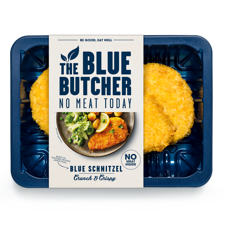 Blue Schnitzel