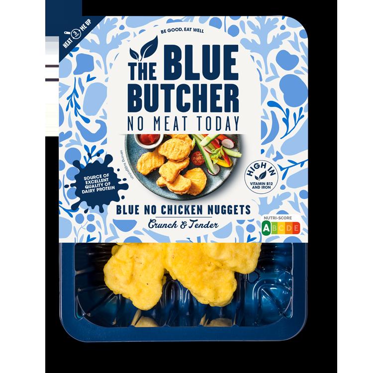 Blue No Chicken Nuggets