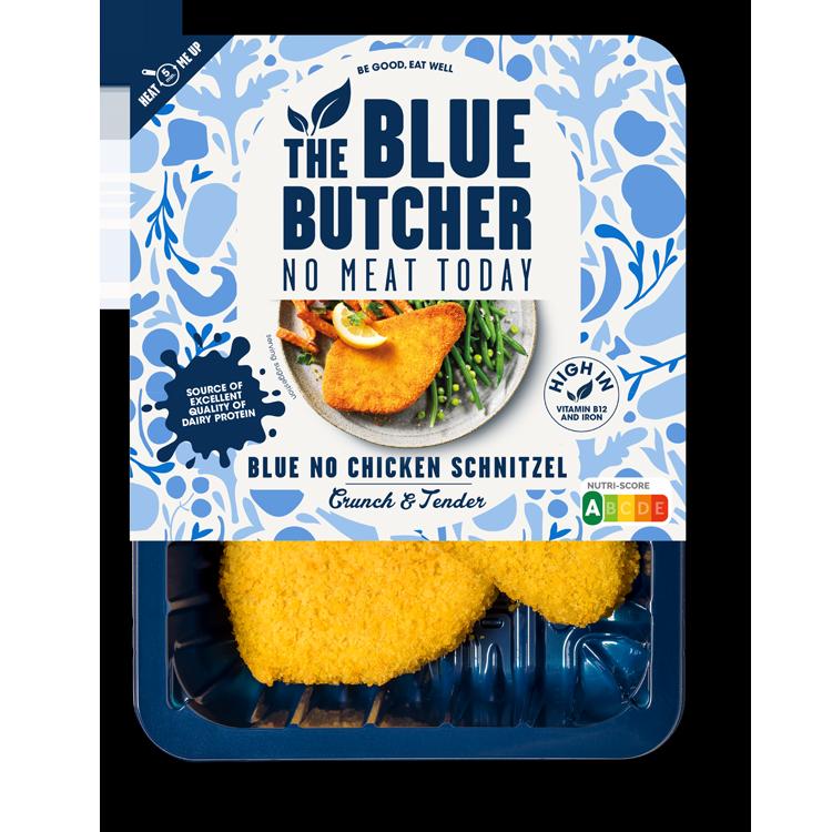 Blue No Chicken Schnitzel