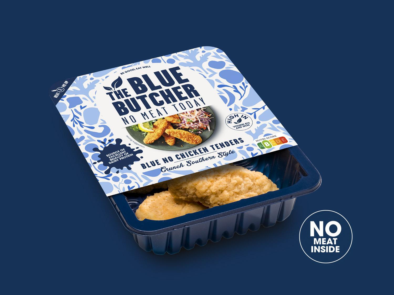 Blue No Chicken Tenders